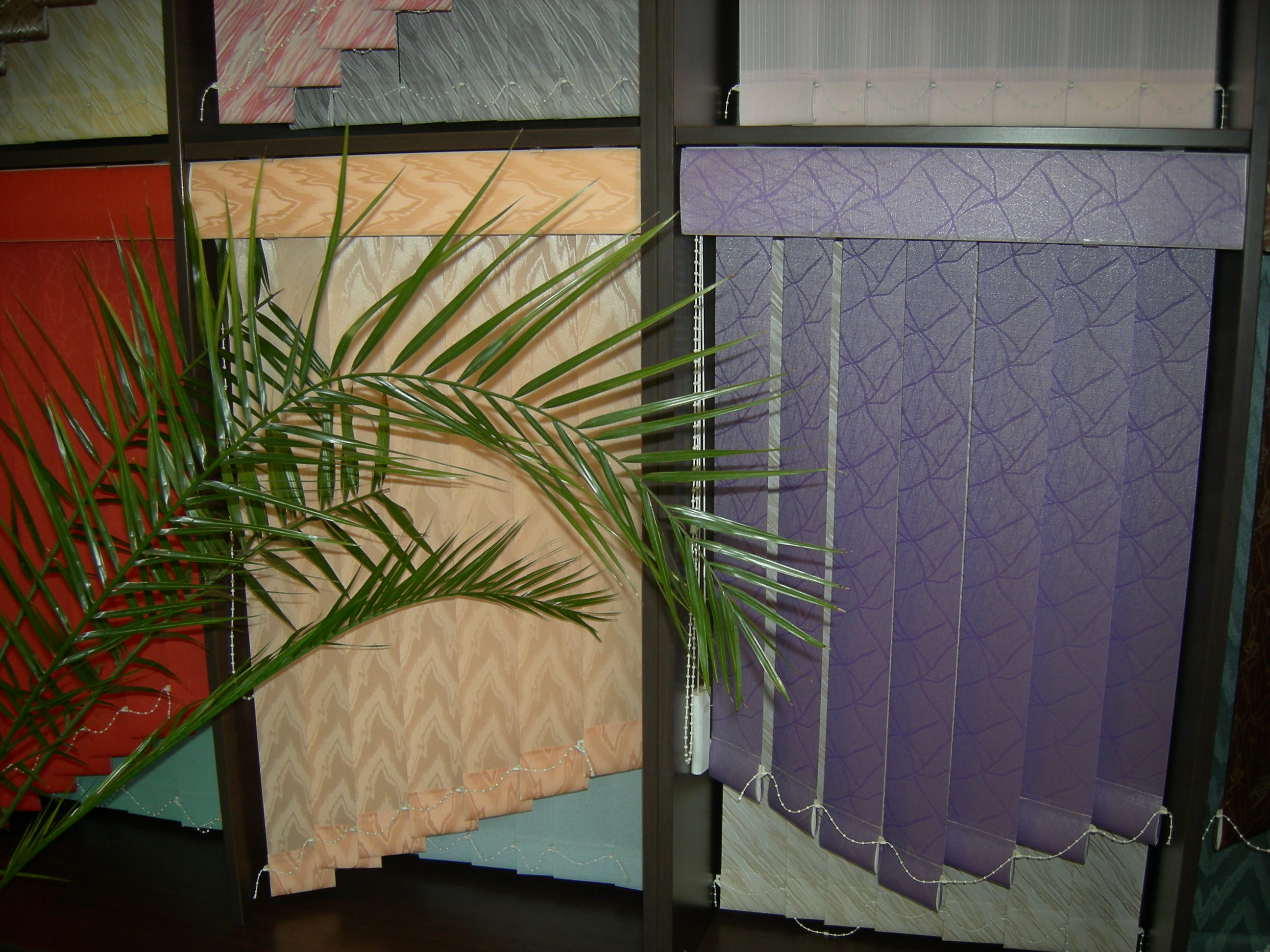 Cloth Vertical Blinds Window Images